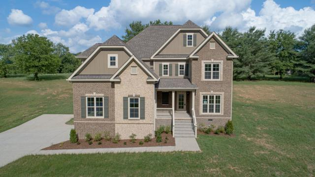 4014 Foxfield Dr - Lot 14, Spring Hill, TN 37174 (MLS #RTC2050353) :: Black Lion Realty