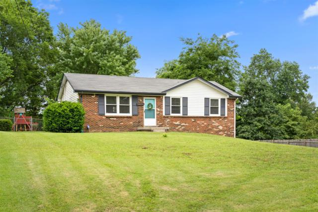 2177 Blakemore Dr, Clarksville, TN 37040 (MLS #RTC2050450) :: John Jones Real Estate LLC