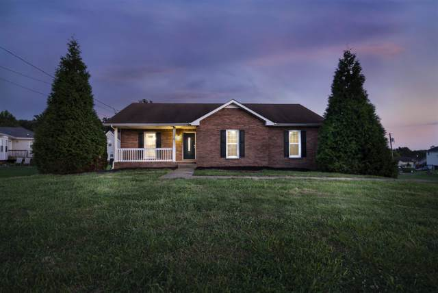 1286 Barbee Ln, Clarksville, TN 37042 (MLS #RTC2050453) :: Cory Real Estate Services