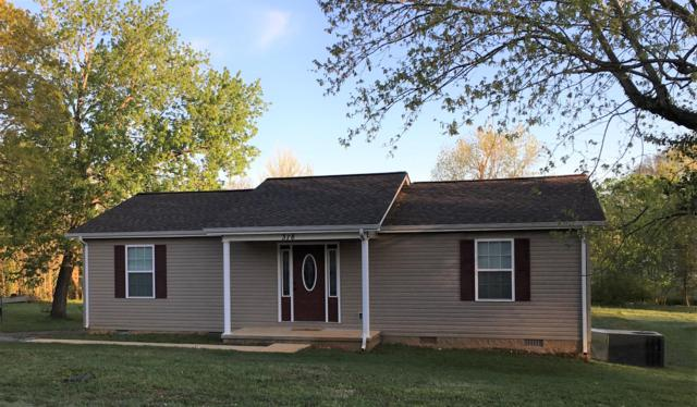 318 Caldwell St, McMinnville, TN 37110 (MLS #RTC2050541) :: John Jones Real Estate LLC