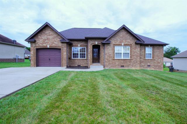436 Palamino Ln, Springfield, TN 37172 (MLS #RTC2050630) :: Village Real Estate