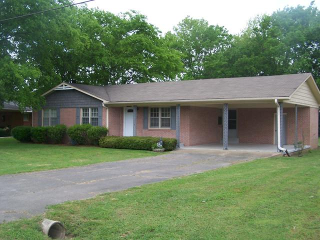 1101 Bagley Dr, Fayetteville, TN 37334 (MLS #RTC2050716) :: Cory Real Estate Services