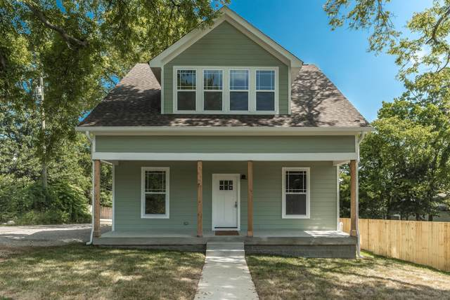 641B James Ave, Nashville, TN 37209 (MLS #RTC2050735) :: Ashley Claire Real Estate - Benchmark Realty