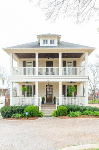 1753 Hillmont Drive, Nashville, TN 37215 (MLS #RTC2050786) :: Felts Partners