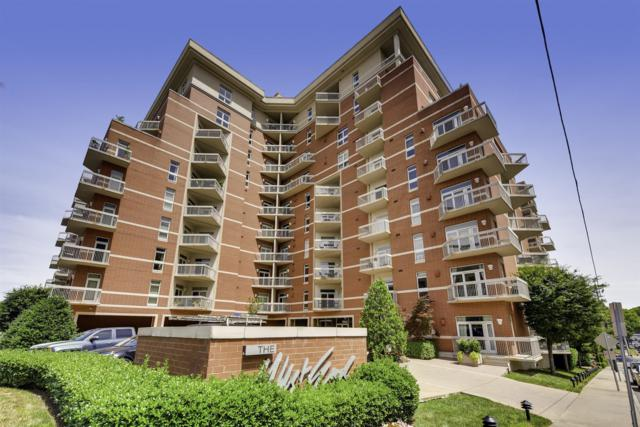 110 31St Ave N Apt 603 N #603, Nashville, TN 37203 (MLS #RTC2050797) :: RE/MAX Homes And Estates