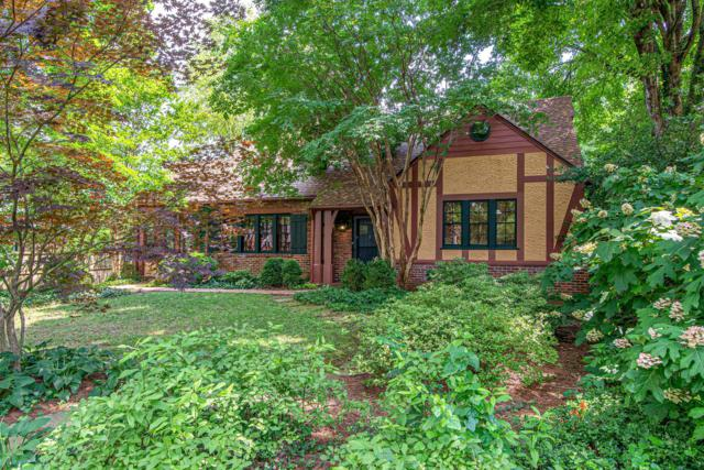 1110 Riverwood Dr, Nashville, TN 37216 (MLS #RTC2050877) :: Village Real Estate
