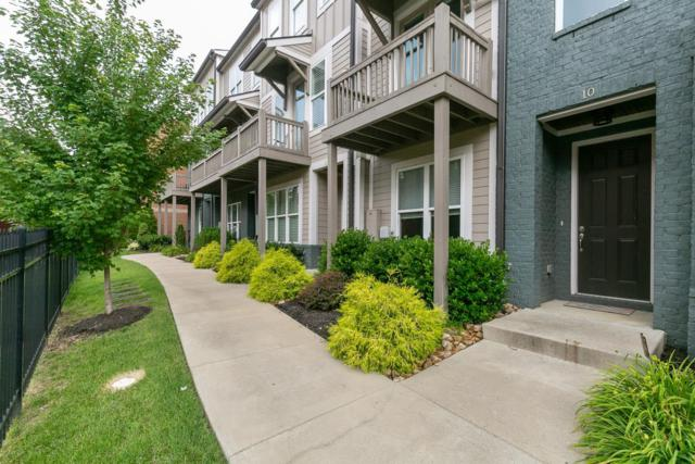 1815 Ridley Blvd Unit 10, Nashville, TN 37203 (MLS #RTC2050883) :: FYKES Realty Group