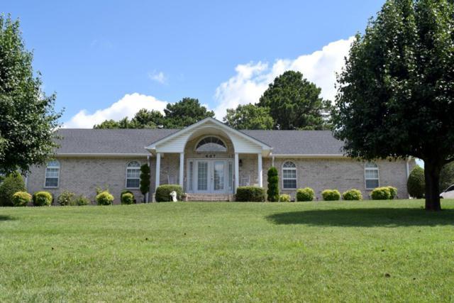 407 E Clark Blvd, Murfreesboro, TN 37130 (MLS #RTC2050888) :: Village Real Estate