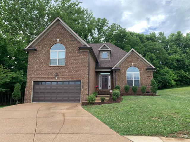 906 Tanager Ct, Lebanon, TN 37087 (MLS #RTC2051001) :: REMAX Elite