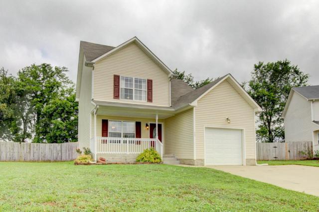 205 Alysheba Court, Oak Grove, KY 42262 (MLS #RTC2051019) :: Village Real Estate
