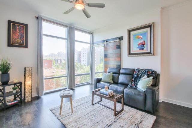1920 Adelicia Street #501, Nashville, TN 37212 (MLS #RTC2051206) :: John Jones Real Estate LLC