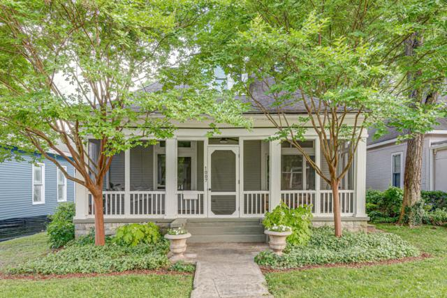 1007 Paris Ave, Nashville, TN 37204 (MLS #RTC2051259) :: John Jones Real Estate LLC