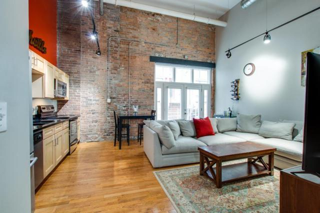231 5Th Ave N Apt 304 #304, Nashville, TN 37219 (MLS #RTC2051312) :: RE/MAX Homes And Estates
