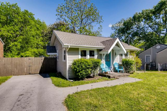 1411 Stainback Ave, Nashville, TN 37207 (MLS #RTC2051353) :: RE/MAX Homes And Estates