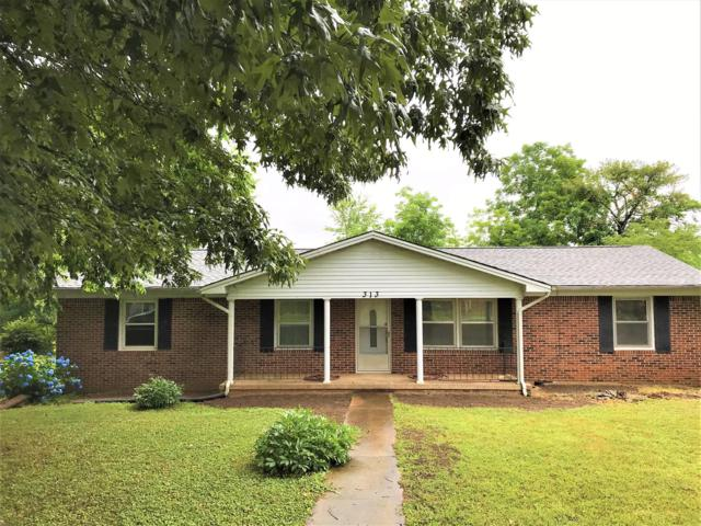 313 Mckinney St, Estill Springs, TN 37330 (MLS #RTC2051372) :: John Jones Real Estate LLC