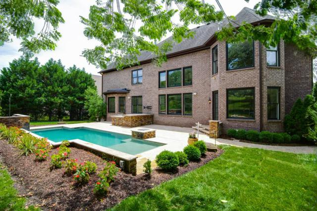 907 Sunset Rd W, Brentwood, TN 37027 (MLS #RTC2051402) :: Nashville's Home Hunters