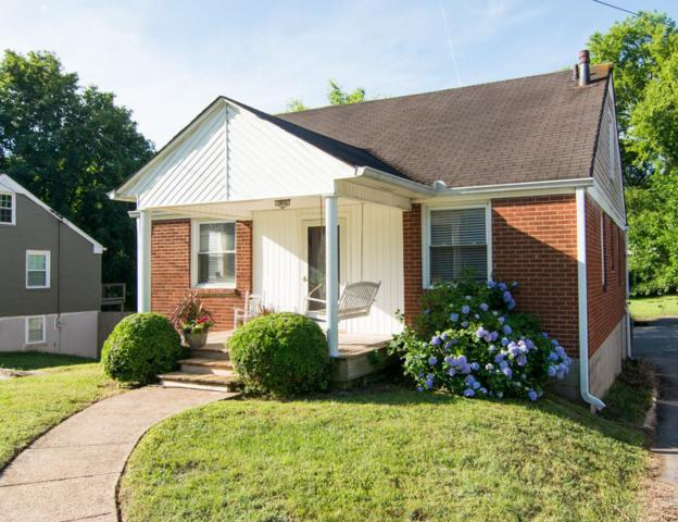 1218 Greenfield Ave, Nashville, TN 37216 (MLS #RTC2051480) :: Nashville's Home Hunters