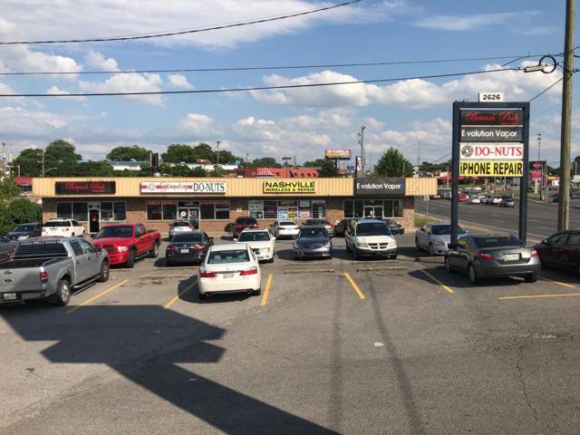 2622 Murfreesboro Pike, Nashville, TN 37217 (MLS #RTC2051514) :: RE/MAX Homes And Estates