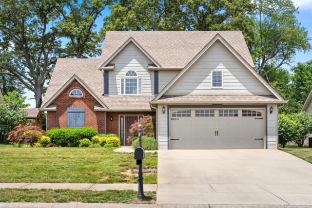 1257 Judge Tyler Dr, Clarksville, TN 37043 (MLS #RTC2051570) :: John Jones Real Estate LLC