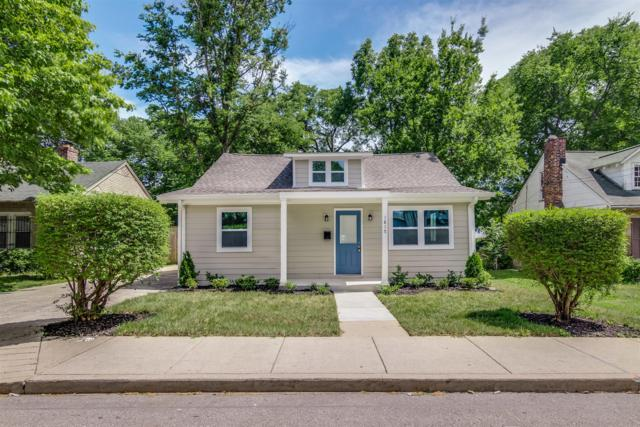 1815 Underwood St., Nashville, TN 37208 (MLS #RTC2051594) :: RE/MAX Homes And Estates