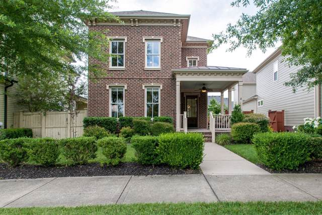 1130 Jewell Ave, Franklin, TN 37064 (MLS #RTC2051770) :: CityLiving Group