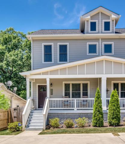1708 Lischey Ave, Unit A, Nashville, TN 37207 (MLS #RTC2051921) :: Village Real Estate