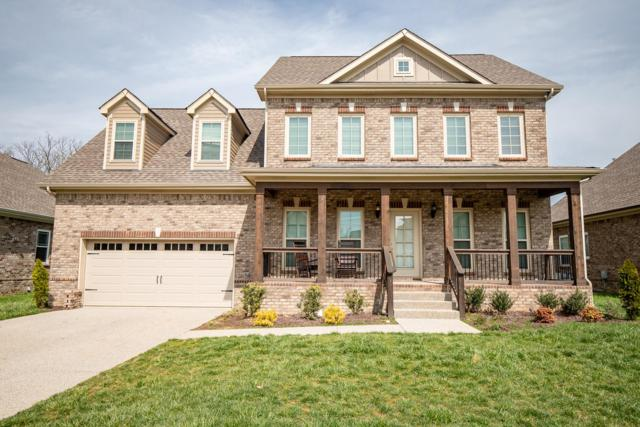 6009 Spade Dr Lot 195, Spring Hill, TN 37174 (MLS #RTC2052024) :: RE/MAX Homes And Estates
