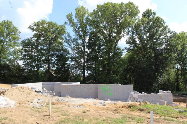 1024 Dovecrest Way Lot 45, Franklin, TN 37067 (MLS #RTC2052030) :: RE/MAX Choice Properties
