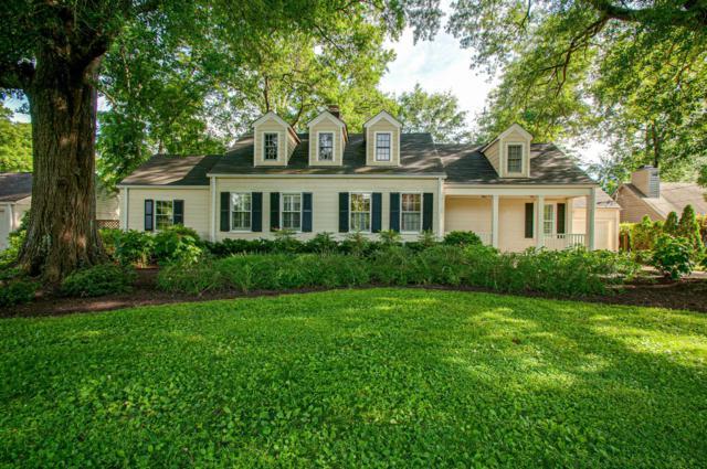 3401 Wimbledon Rd, Nashville, TN 37215 (MLS #RTC2052229) :: RE/MAX Choice Properties