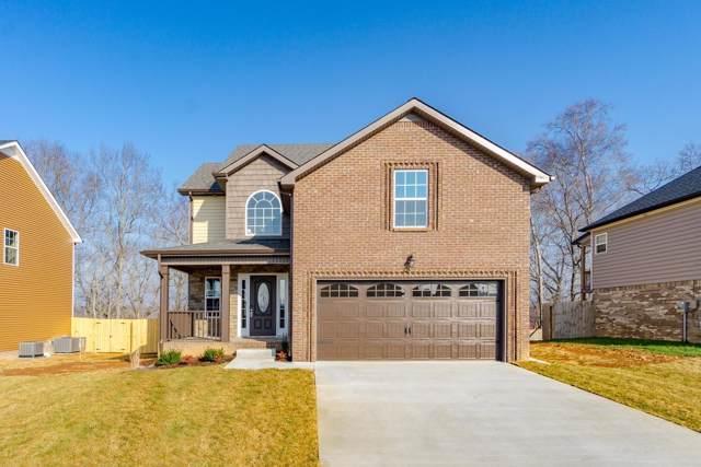 836 Crestone Ln (Lot 142), Clarksville, TN 37042 (MLS #RTC2052344) :: Christian Black Team
