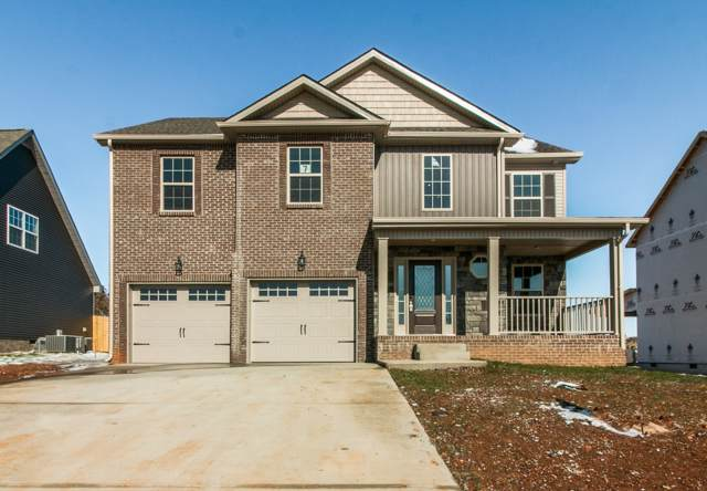 1425 Wild Fern Ln (Lot 7), Clarksville, TN 37042 (MLS #RTC2052363) :: RE/MAX Homes And Estates