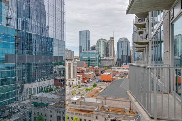 301 Demonbreun St Unit 1318 #1318, Nashville, TN 37201 (MLS #RTC2052364) :: Nashville on the Move