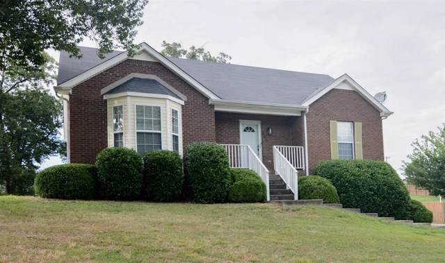 453 Kristie Michelle Ln, Clarksville, TN 37042 (MLS #RTC2052419) :: The Miles Team | Compass Tennesee, LLC