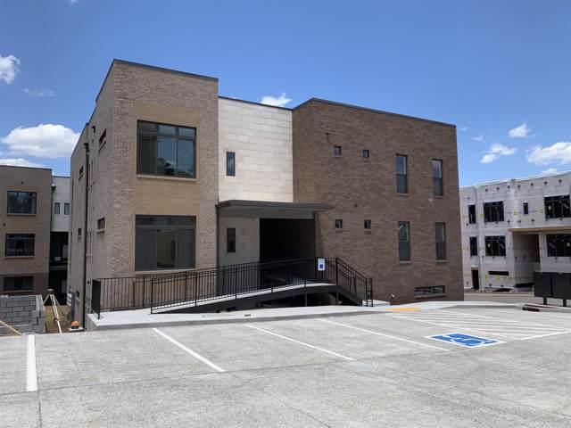514 Southgate Ave Lot 11 #104, Nashville, TN 37203 (MLS #RTC2052432) :: Black Lion Realty