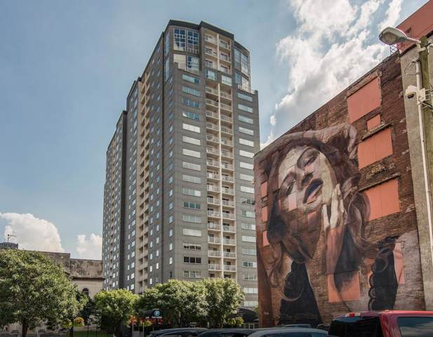 555 Church St Apt 2304 #2304, Nashville, TN 37219 (MLS #RTC2052495) :: Nashville on the Move