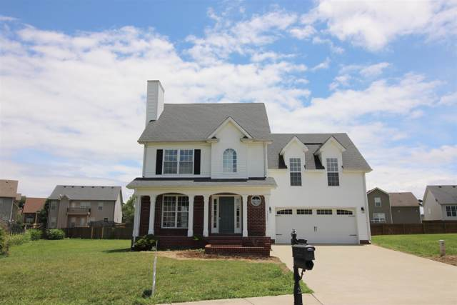 1337 Southwood Ct, Clarksville, TN 37042 (MLS #RTC2052496) :: REMAX Elite