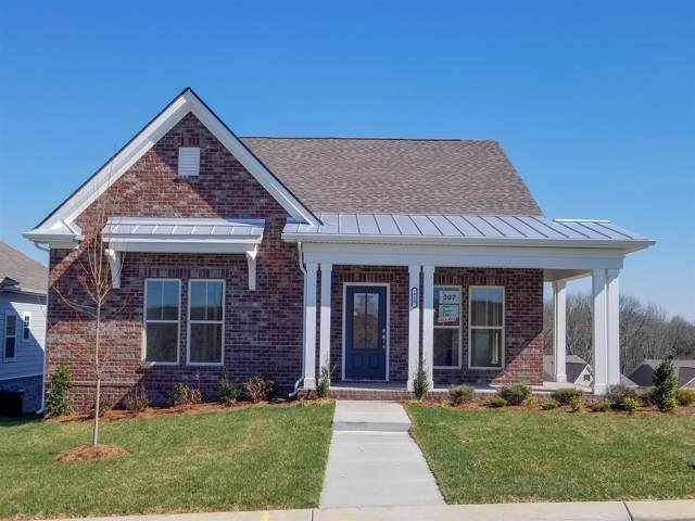 415 Butler Road, Lot #207, Mount Juliet, TN 37122 (MLS #RTC2052526) :: Nashville on the Move