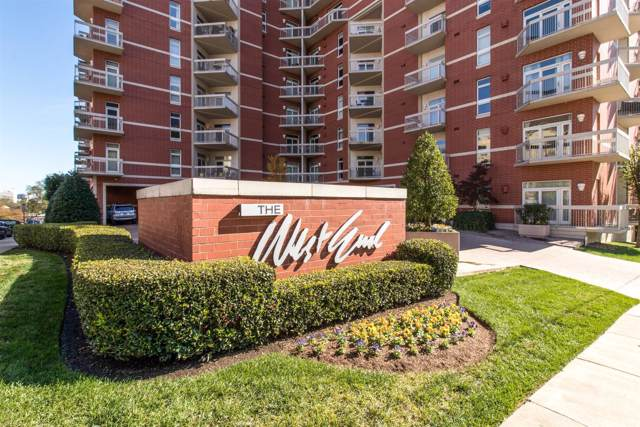 110 31St Ave N Apt 605, Nashville, TN 37203 (MLS #RTC2052530) :: Nashville on the Move