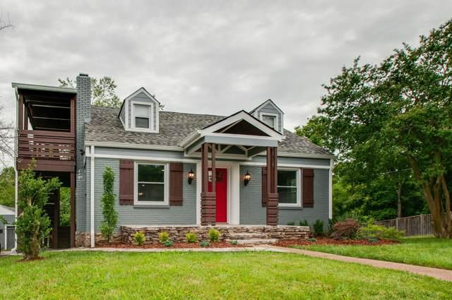 1302 Ardee Ave, Nashville, TN 37216 (MLS #RTC2052537) :: Nashville's Home Hunters