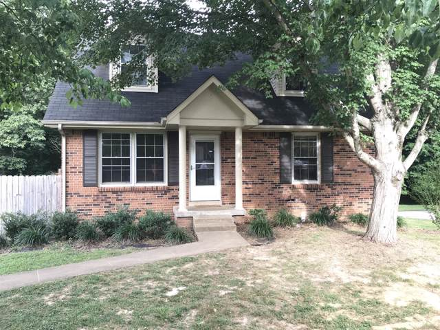 1265 Cloverdale Dr, Clarksville, TN 37040 (MLS #RTC2052538) :: Keller Williams Realty