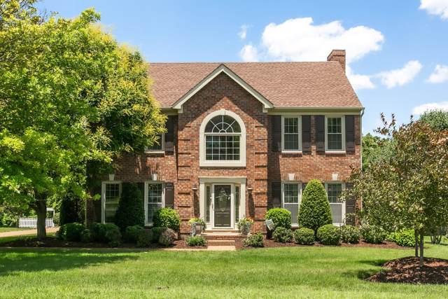 1705 Overcheck Ln, Brentwood, TN 37027 (MLS #RTC2052554) :: The Miles Team | Compass Tennesee, LLC