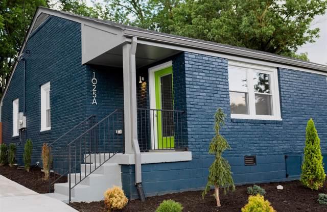 1025A Seymour Ave, Nashville, TN 37206 (MLS #RTC2052565) :: Nashville's Home Hunters
