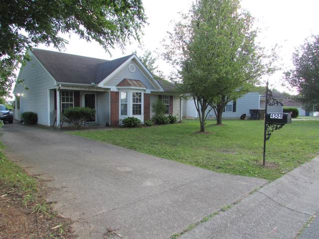 4504 Stoneview Dr, Antioch, TN 37013 (MLS #RTC2052580) :: Team Wilson Real Estate Partners