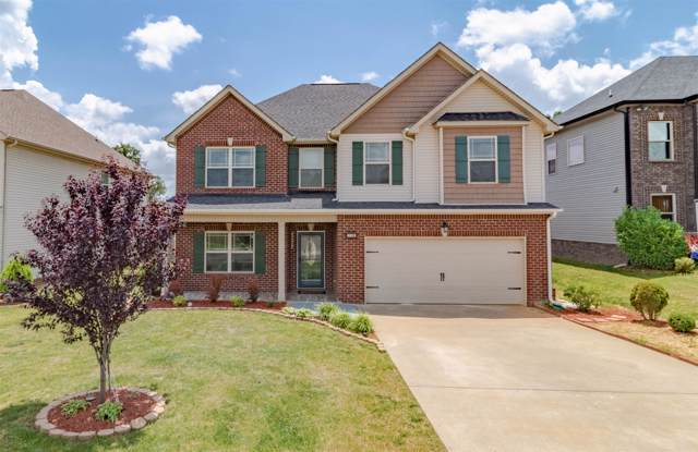 1128 Henry Place Blvd, Clarksville, TN 37042 (MLS #RTC2052664) :: REMAX Elite
