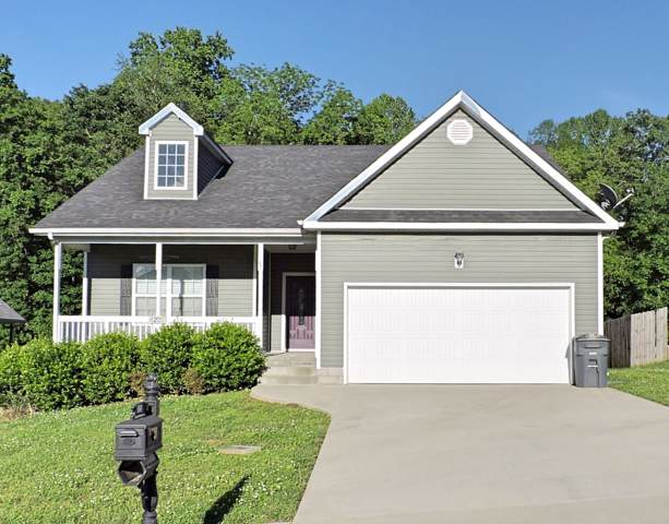 1225 Meachem Dr, Clarksville, TN 37042 (MLS #RTC2052676) :: The Miles Team | Compass Tennesee, LLC