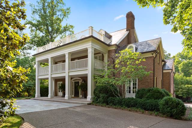 1109 Belle Meade Blvd, Nashville, TN 37205 (MLS #RTC2052694) :: Ashley Claire Real Estate - Benchmark Realty