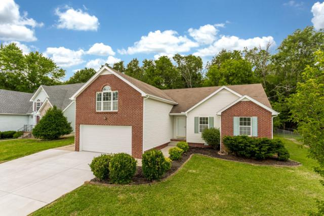 812 Chaney Woods Dr, La Vergne, TN 37086 (MLS #RTC2052773) :: REMAX Elite