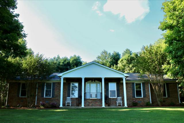 240 Smith Mill Rd, Fayetteville, TN 37334 (MLS #RTC2052839) :: The Miles Team | Compass Tennesee, LLC