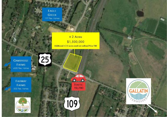 25 W Highway, Gallatin, TN 37066 (MLS #RTC2053040) :: Stormberg Real Estate Group