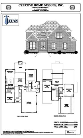 3534 Courtney Ln Lot 5, Murfreesboro, TN 37129 (MLS #RTC2053045) :: REMAX Elite